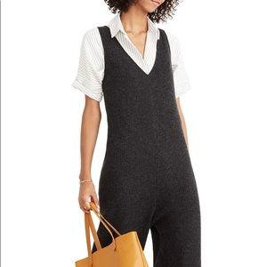 Madewell Merino Wool Jumpsuit